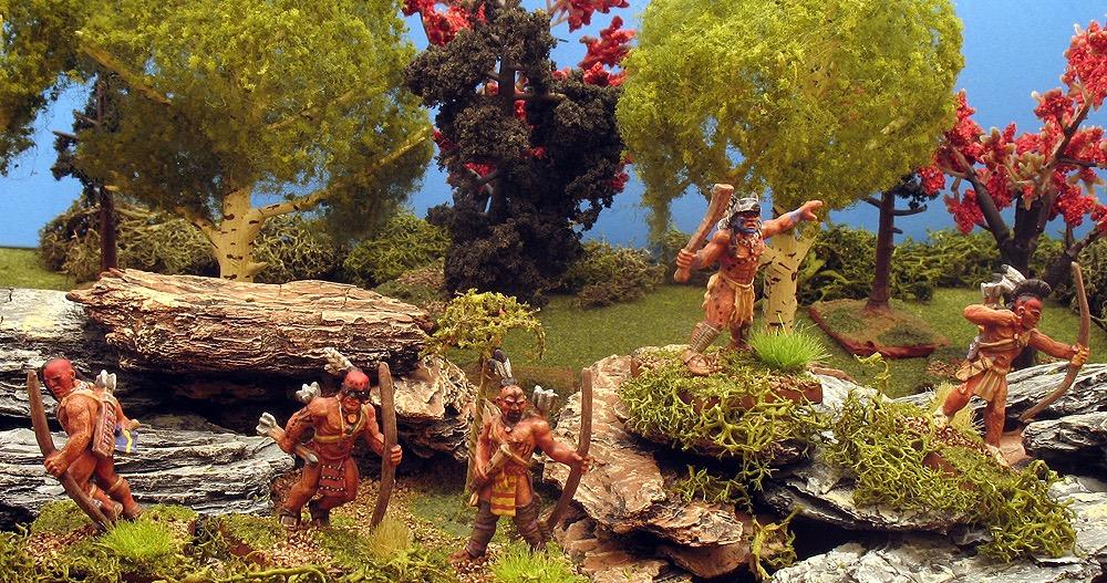Pequot War Scenario Book | First Command Wargames
